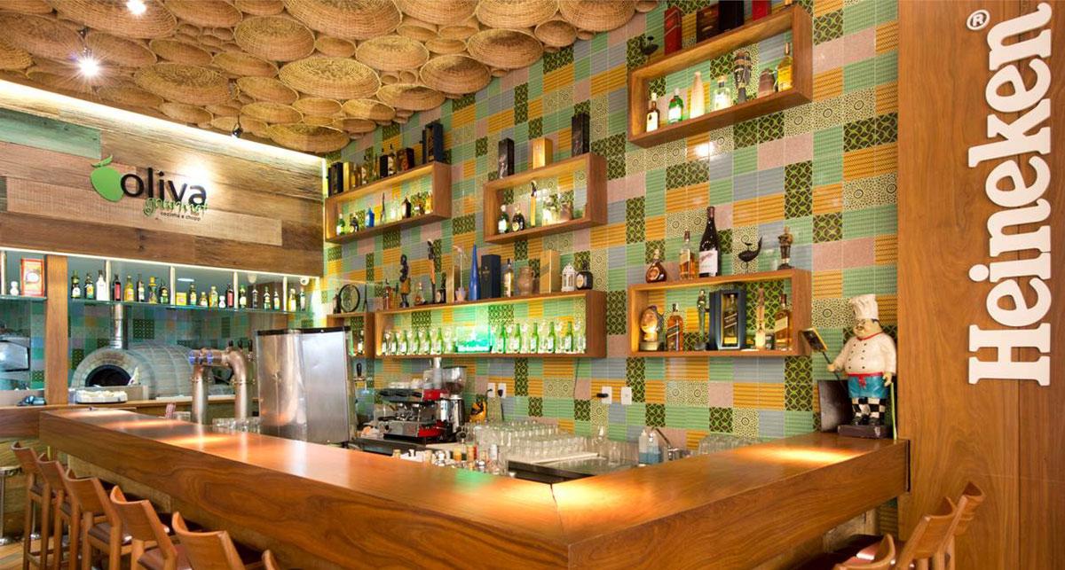 Restaurante Oliva - Salvador Shopping