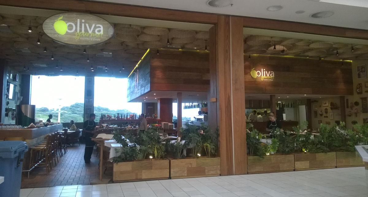 Restaurante Oliva - Shopping Paralela